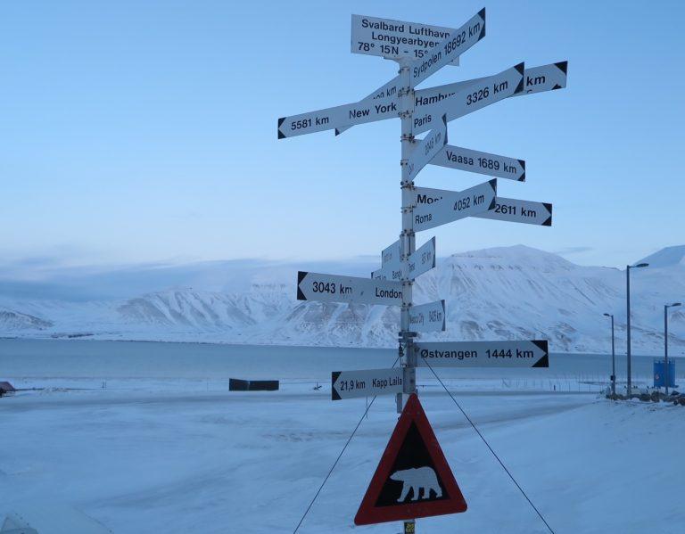 Karlsberger Pub: Rare Spirits под северное сияние глубокой Арктики.