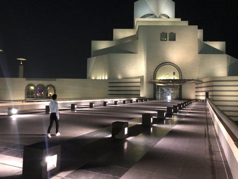 IDAM: ночь в музее.