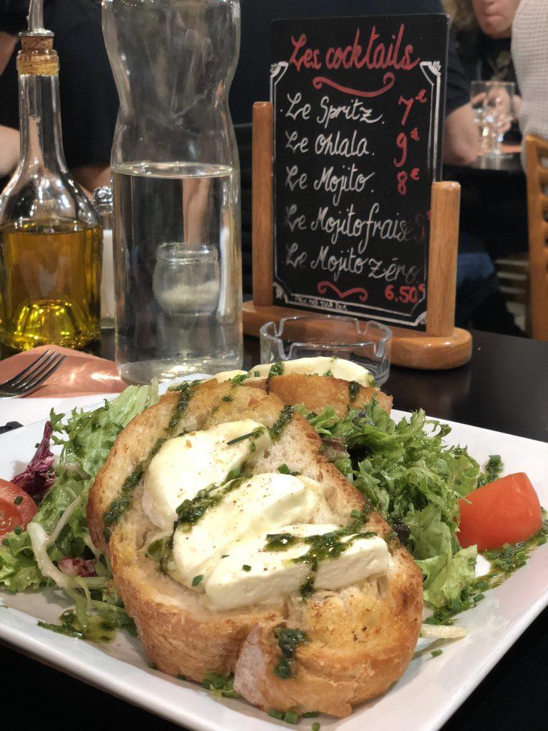 L'Atelier d'Yvonne: французская кухня на минималках.